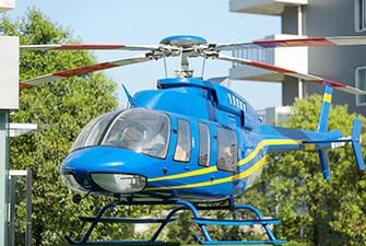 航空实训-直升机